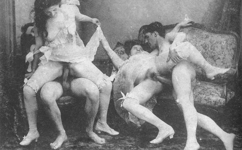 sex erotic Victorian era