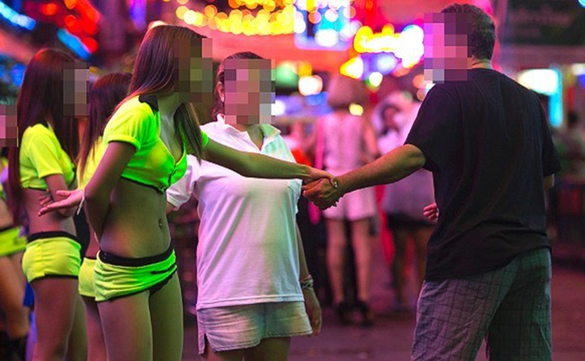 world most sex tourism country in Bendigo