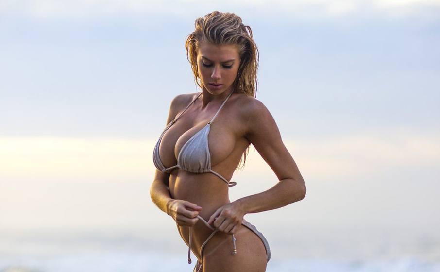 Something Charlotte mckinney naked milf tits Hot pics all