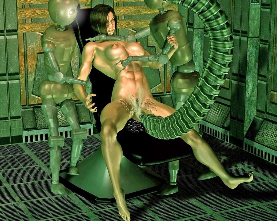 Hot Alien Porn Pics