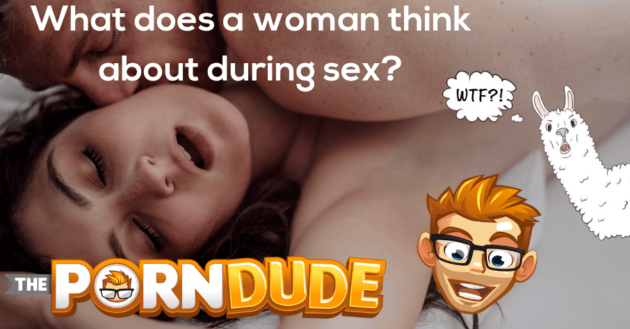 what to think about during sex