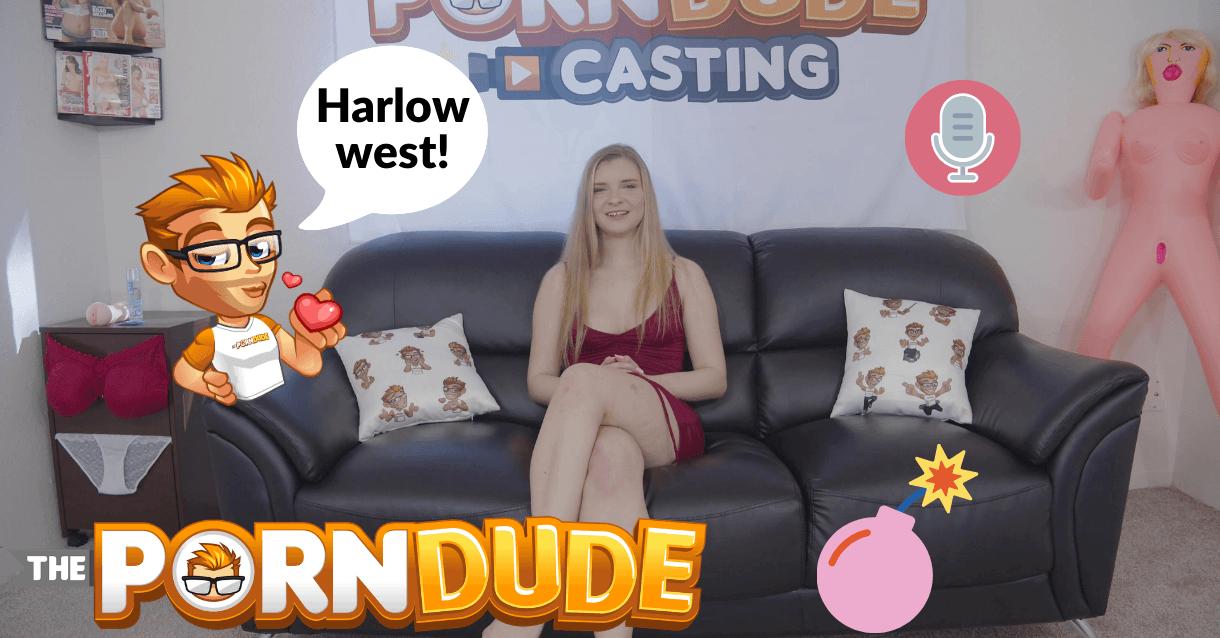 Entrevista a Harlow West |  Tipo porno – Blog