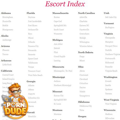 Escort Index