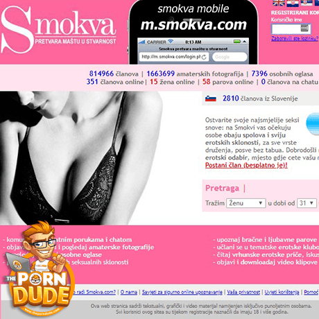 amaterska porno video galerija