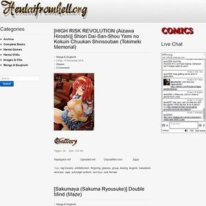 DC Universe tegneserieporno