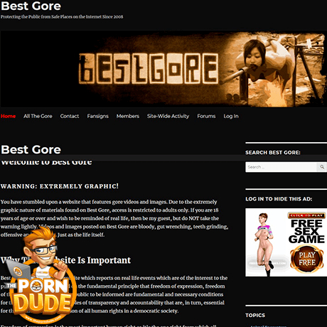 Best Gore & 10+ Extreme Porn Websites Like Bestgore.com