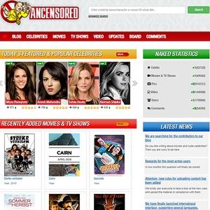 Naked celebrites websites