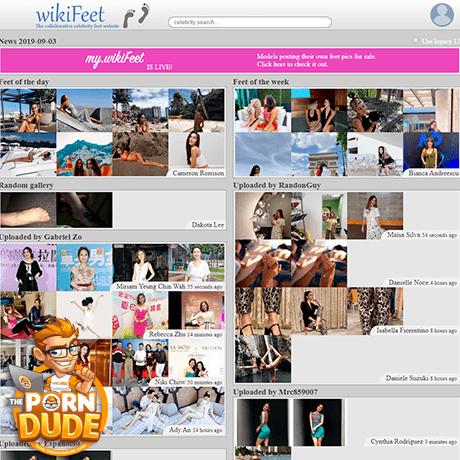 wikiFeet