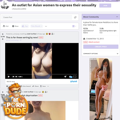 Asiansgonewild 501 Reddit Nsfw List Like R Asiansgonewild
