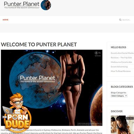 Punter Planet
