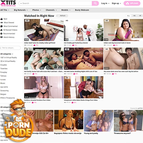 Xtits & 20+ Big Tits Porn Sites Like Xtits.com