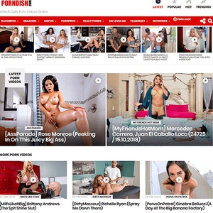 Porndish Com Is A Free Site Dedicated To Delivering The Best Exclusive Content Across A Variety Of The Most Popular Porn Sites Networks And Studios On The